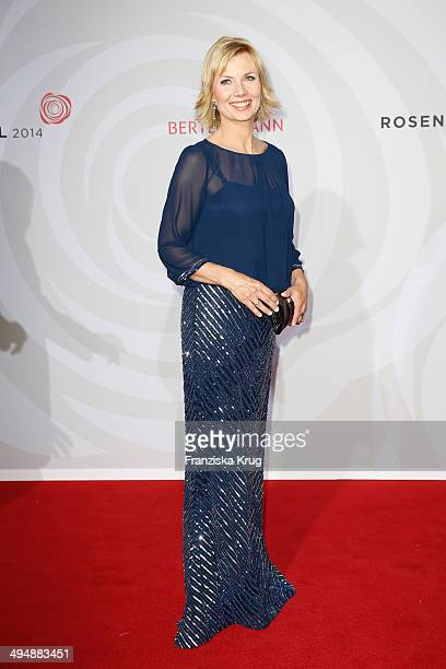 Ilka Essmueller attends the Rosenball 2014 on May 31 2014 in Berlin Germany