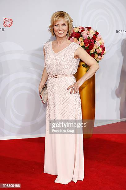 Ilka Essmueller attends the Rosenball 2016 on April 30 2016 in Berlin Germany