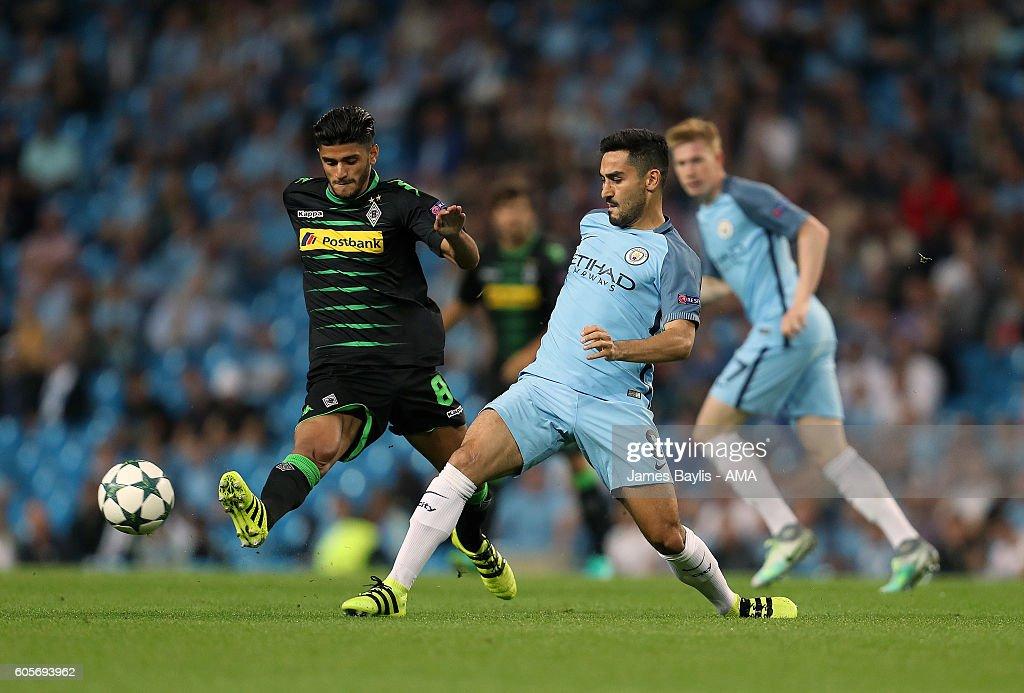 Manchester City FC v VfL Borussia Moenchengladbach - UEFA Champions League : News Photo