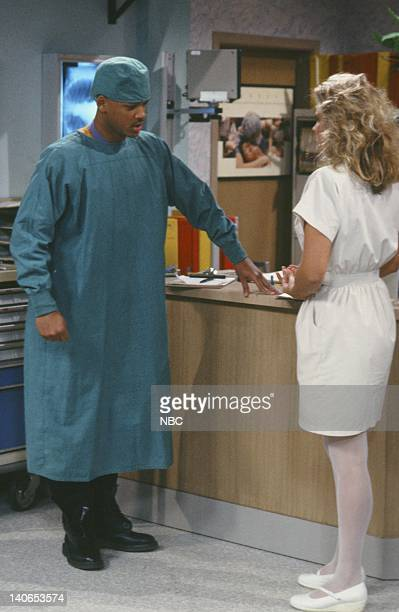 AIR 'Ill Will' Episode 18 Pictured Will Smith as William 'Will' Smith Kathleen McClellan as Nurse Bonnie Photo by Mike Ansell/NBCU Photo Bank