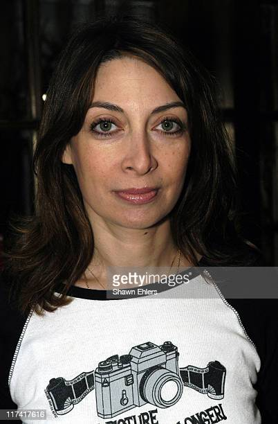 Illeana Douglas during The 11th Annual Hamptons International Film Festival Reception at the Huntting Inn at Huntting Inn in East Hampton New York...