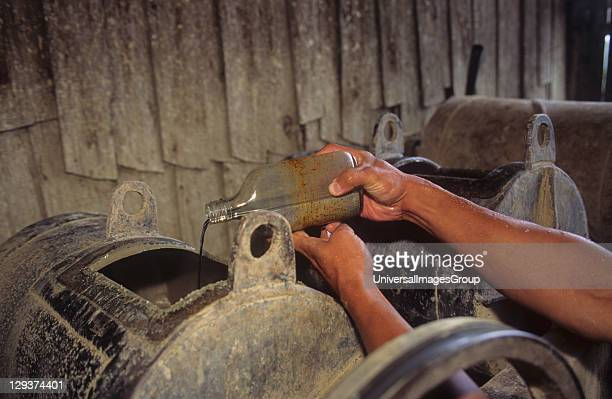 Illegal Gold Mine Philippines Diwalwal Ore Is Put In To Rotating Drums Which Powders The Rock Mercury Is Added Which Combines With The Gold