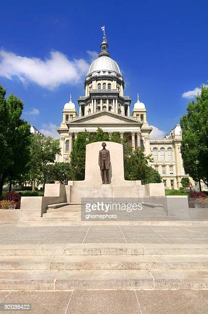Illinois State Capital Building, Springfield Illinois