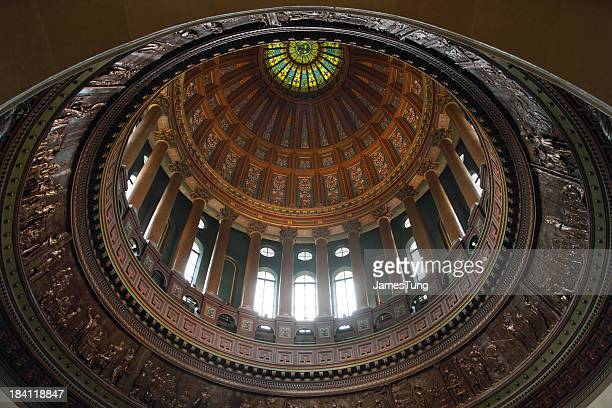 Illinois State Capitol interior