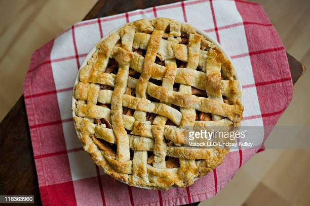 USA, Illinois, Washington, Apple pie