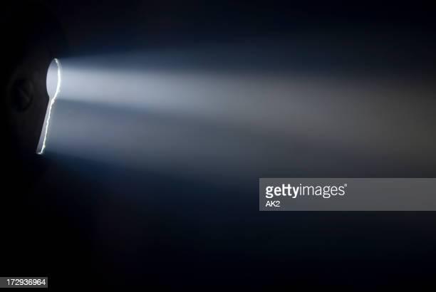 Illuminated keyhole