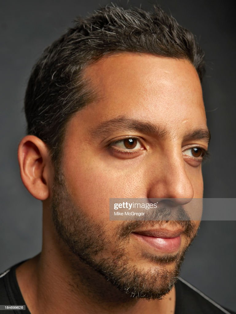 David Blaine, Self Assignment, September 11, 2013