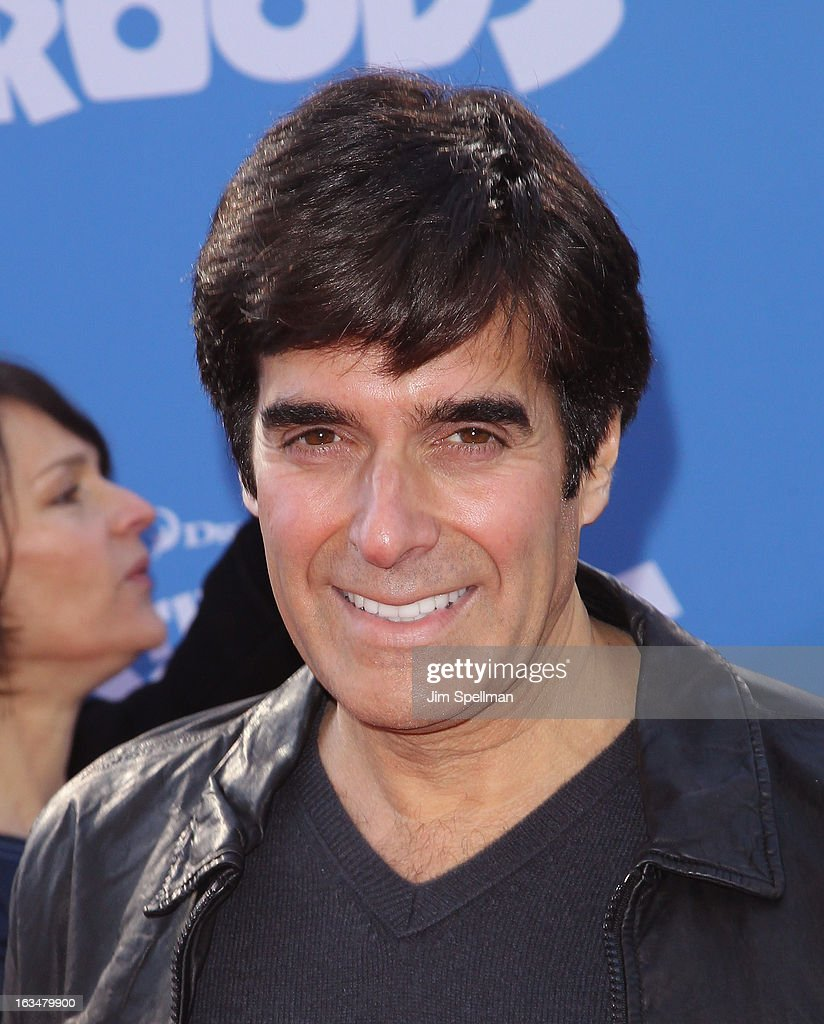 Illusionist <a gi-track='captionPersonalityLinkClicked' href=/galleries/search?phrase=David+Copperfield+-+Illusionist&family=editorial&specificpeople=11713603 ng-click='$event.stopPropagation()'>David Copperfield</a> attends 'The Croods' premiere at AMC Loews Lincoln Square 13 theater on March 10, 2013 in New York City.