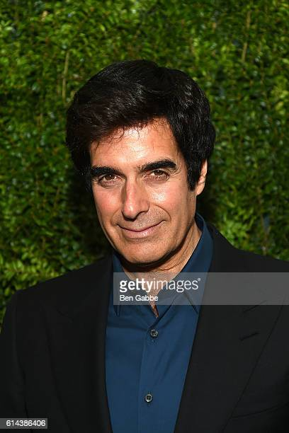 Illusionist David Copperfield attends the 'Franca Chaos and Creation' New York Screening at Metrograph on October 13 2016 in New York City