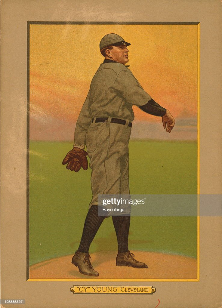 150 Years Since Birth Of Pitcher Cy Young