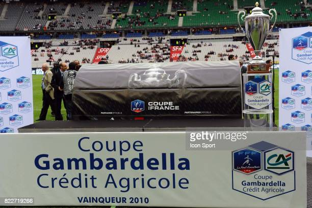Illustration Metz / Sochaux Finale Coupe Gambardella Stade de France Saint Denis