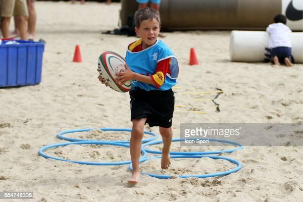 Illustration Beach Rugby Tour 2010 Bormes les Mimosas
