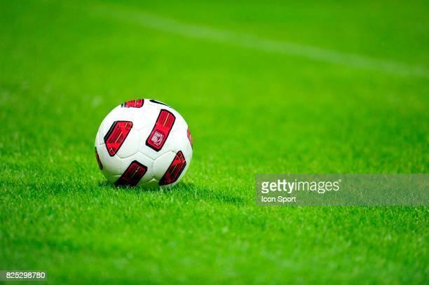 Illustration Ballon France / Belgique Match Amical Preparation a la Coupe du Monde Stade de L'EpopeeCalais