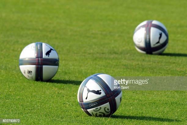 Illustration ballon Reprise de l'entrainement de L AJ Auxerre Auxerre