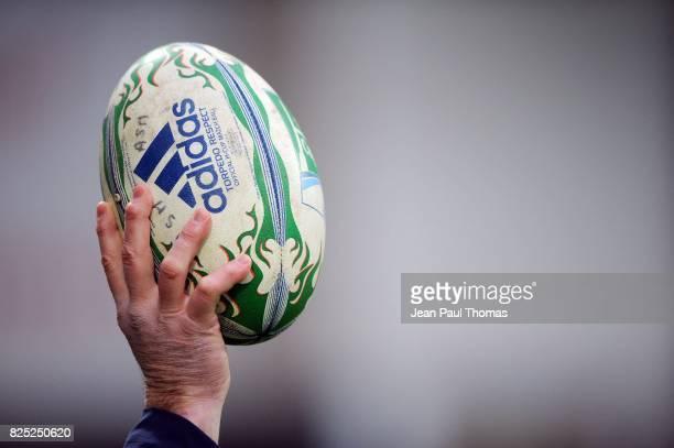 Illustration Ballon Heineken Cup Clermont Auvergne / Leinster 3eme Journee de Heineken Cup