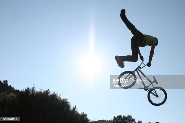Illustration BMX Mondial du vent Leucate Plage des Coussoules France