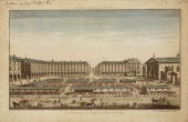Illustration by Daumont The original plans for Covent Garden were designed by Inigo Jones in the 1630s On the right of the image is St Paul�s Church...