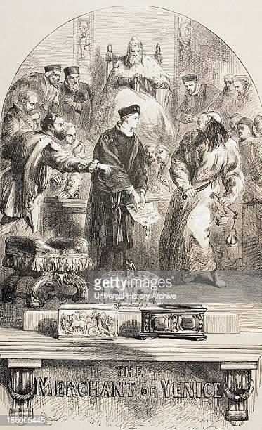Merchant of Venice Act I Scene 3  Open Source Shakespeare