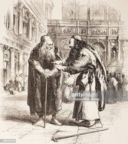 the villainous acts of shylock in the merchant of venice by william shakespeare Portia in shakespeare's the merchant of venice is one of the bard  'the merchant of venice' act 1,  who is shylock from shakespeare's merchant of venice.