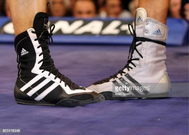 Illustration chaussures Reunion du Cirque d'hiver Paris