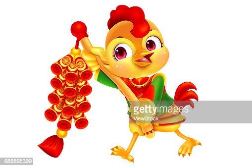 Illustration chicken
