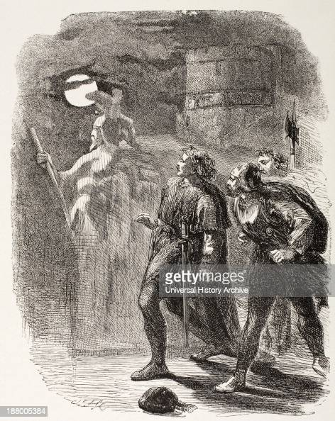 An analysis of the horatios role in hamlet a play by william shakespeare