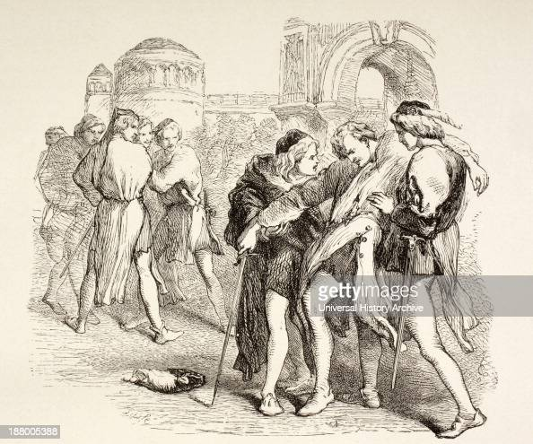 """conflict between capulet and juliet Shakespeare's romeo and juliet shows how love between the capulet romeo and montague juliet resolves an """"ancient"""" conflict between the two families the play was first performed in 1595, the play was shakespeare's first tragedy genre."""