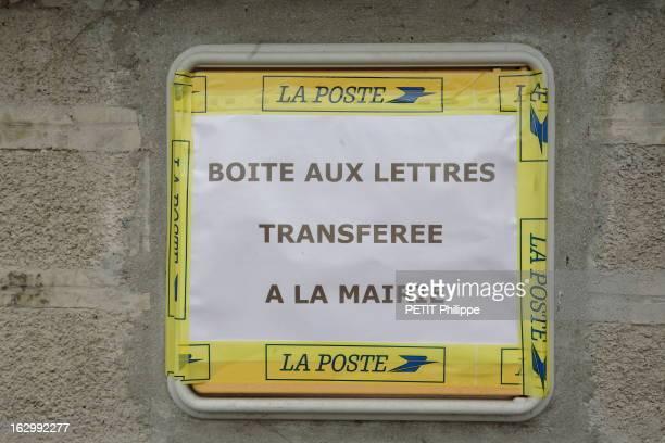 Bo te aux lettres de la poste photos et images de collection getty images - Boite aux lettres a la poste ...