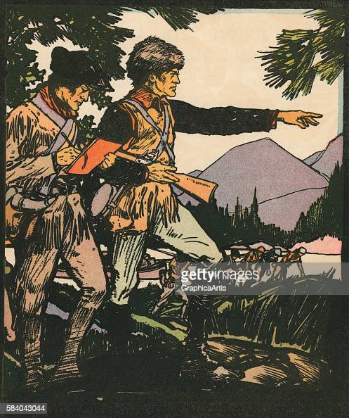 sacajawea explorer of the frontier essay Sacagawea, the daughter of a shoshone chief, was born around 1788 in lemhi county, idaho at around age 12, she was captured by an enemy tribe and sold to a french.