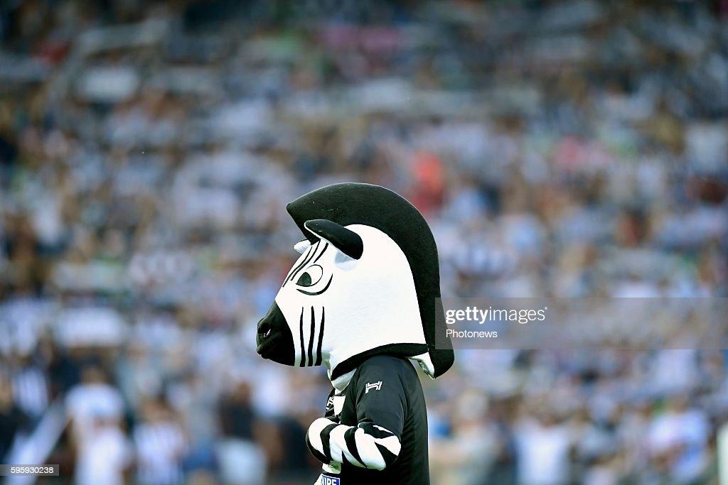 Αποτέλεσμα εικόνας για charleroi mascot
