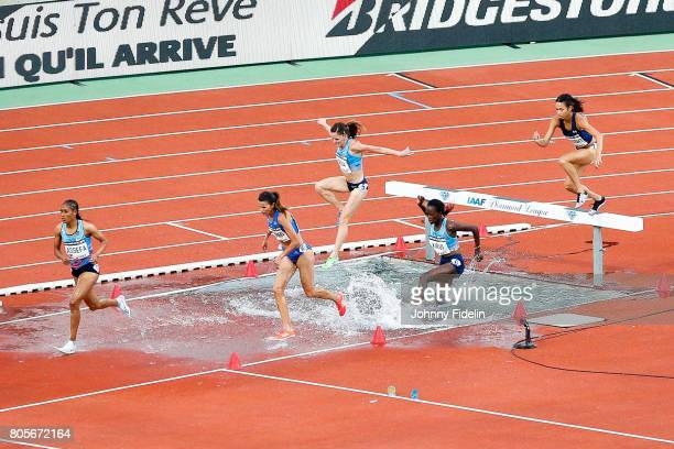 Illustration River Women's 3000m Steeplechase during the Meeting de Paris of the IAAF Diamond League 2017 on July 1 2017 in Paris France