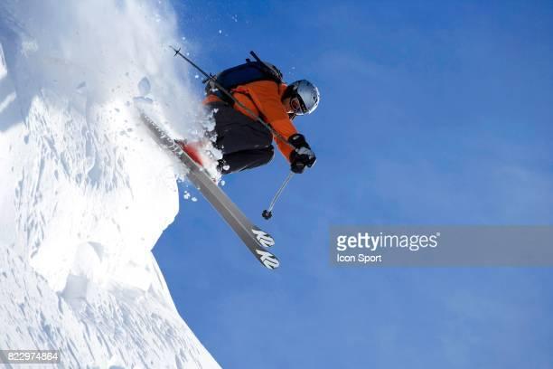 Illustration Ski La Foux d'Allos Alpes de Haute Provence