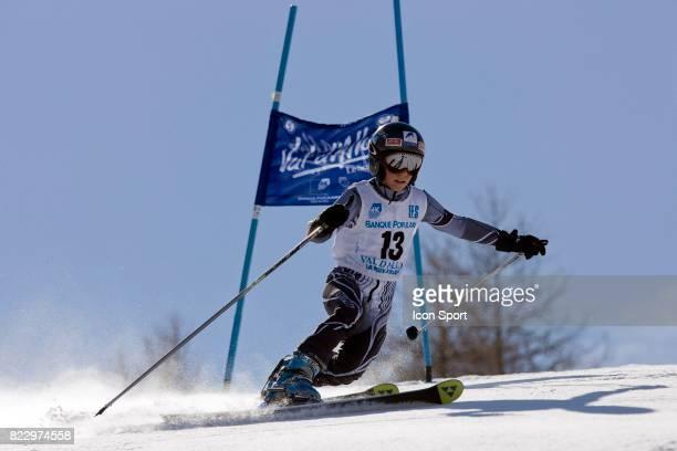 Illustration ski Le Seignus d'Allos Alpes de Haute Provence