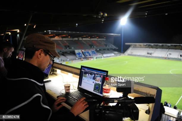 Illustration Webmaster PSG Auxerre / PSG 1/4 de finale de Coupe de France Stade Abbe Deschamps Auxerre