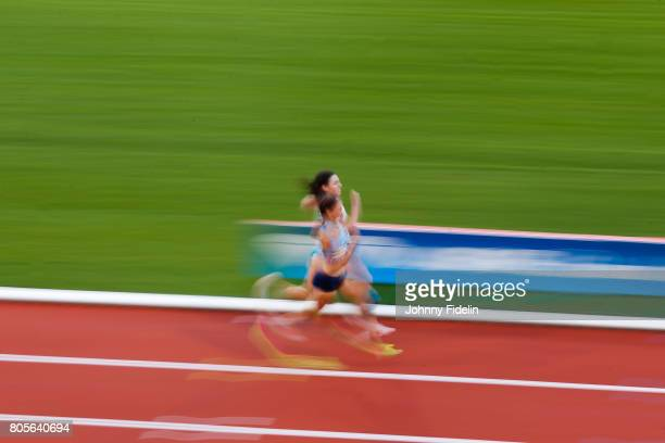 Illustration Women's 3000m Steeplechase during the Meeting de Paris of the IAAF Diamond League 2017 on July 1 2017 in Paris France