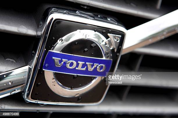 Illustrative image of a Volvo Logo Cambridge