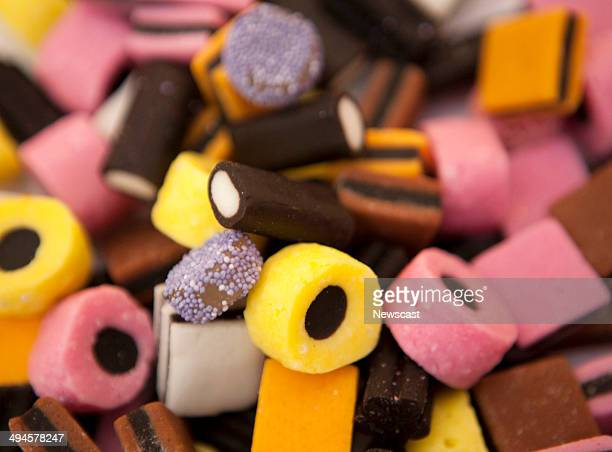 Illustrative image of Basset's Liquorice Allsorts part of the Cadbury group