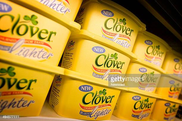 Illustrative image of Clover Spread which is owned by Dairy Crest Ltd