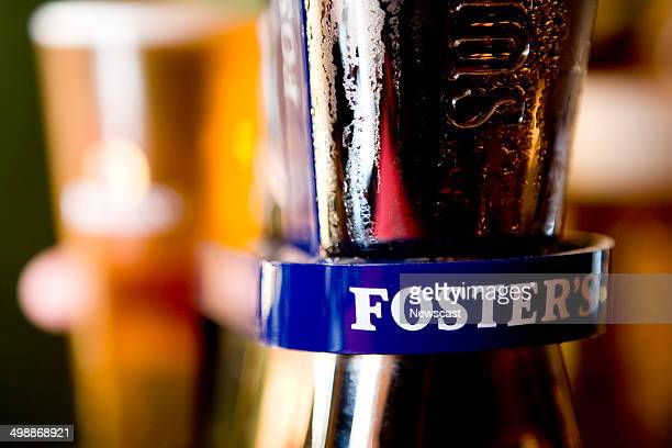 Illustrative image of Foster's beer