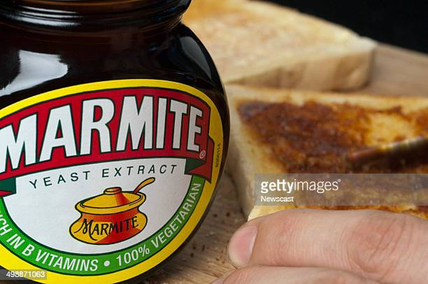 Illustrative image of Marmite a Unilever food product