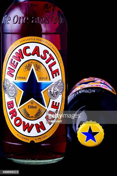 Illustrative image of Newcastle Brown ale