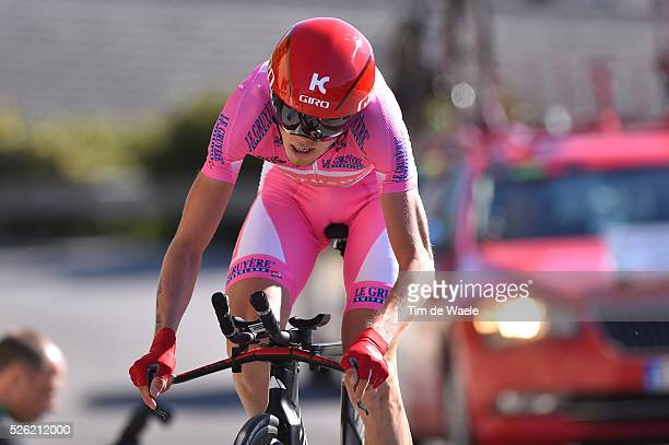 Ilnur Zakarin during stage 3 of the Tour de Romandie on April 29 2016 in Sion Switzerland