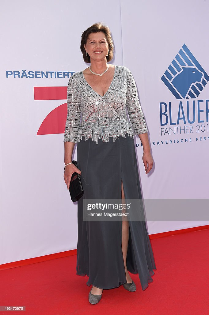 <a gi-track='captionPersonalityLinkClicked' href=/galleries/search?phrase=Ilse+Aigner&family=editorial&specificpeople=2158567 ng-click='$event.stopPropagation()'>Ilse Aigner</a> attends the 'Bayerischer Fernsehpreis 2014' at Prinzregententheater on May 23, 2014 in Munich, Germany.