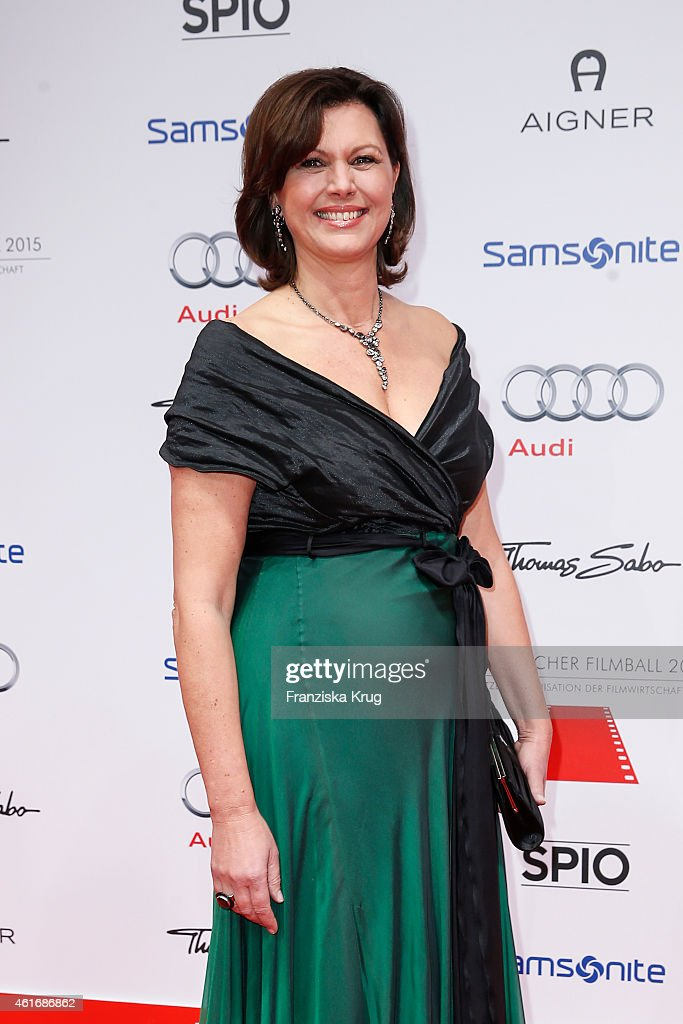 <a gi-track='captionPersonalityLinkClicked' href=/galleries/search?phrase=Ilse+Aigner&family=editorial&specificpeople=2158567 ng-click='$event.stopPropagation()'>Ilse Aigner</a> attends the German Film Ball 2015 on January 17, 2015 in Munich, Germany.
