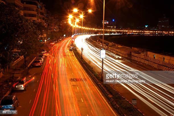 Iluminated Traffic