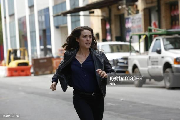 THE BLACKLIST 'Ilyas Surkov ' Episode 505 Pictured Megan Boone as Elizabeth Keen