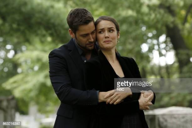 THE BLACKLIST 'Ilyas Surkov ' Episode 505 Pictured Ryan Eggold as Tom Keen Megan Boone as Elizabeth Keen