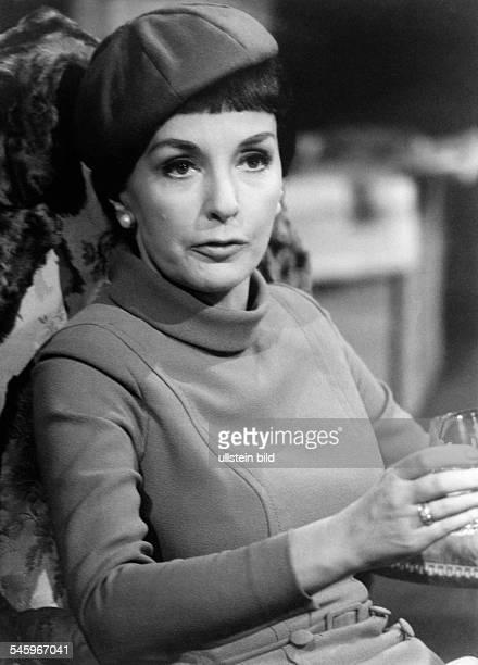 Im Luitgard Schauspielerin D* Portrait 60er Jahre