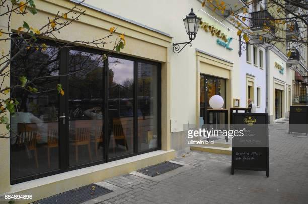 Im Nikolaiviertel Spreeufer 2 hat vor kurzem eine neue gastronomische Location ereoffnet das Balthazar Spreeufer 2 auf der ganzen Front