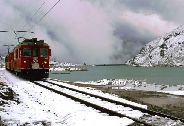 CONTENT] SBB im Schnee